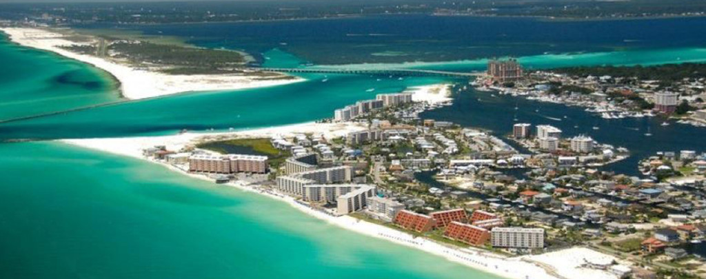 Destin Vacation Rentals From Carter Beach