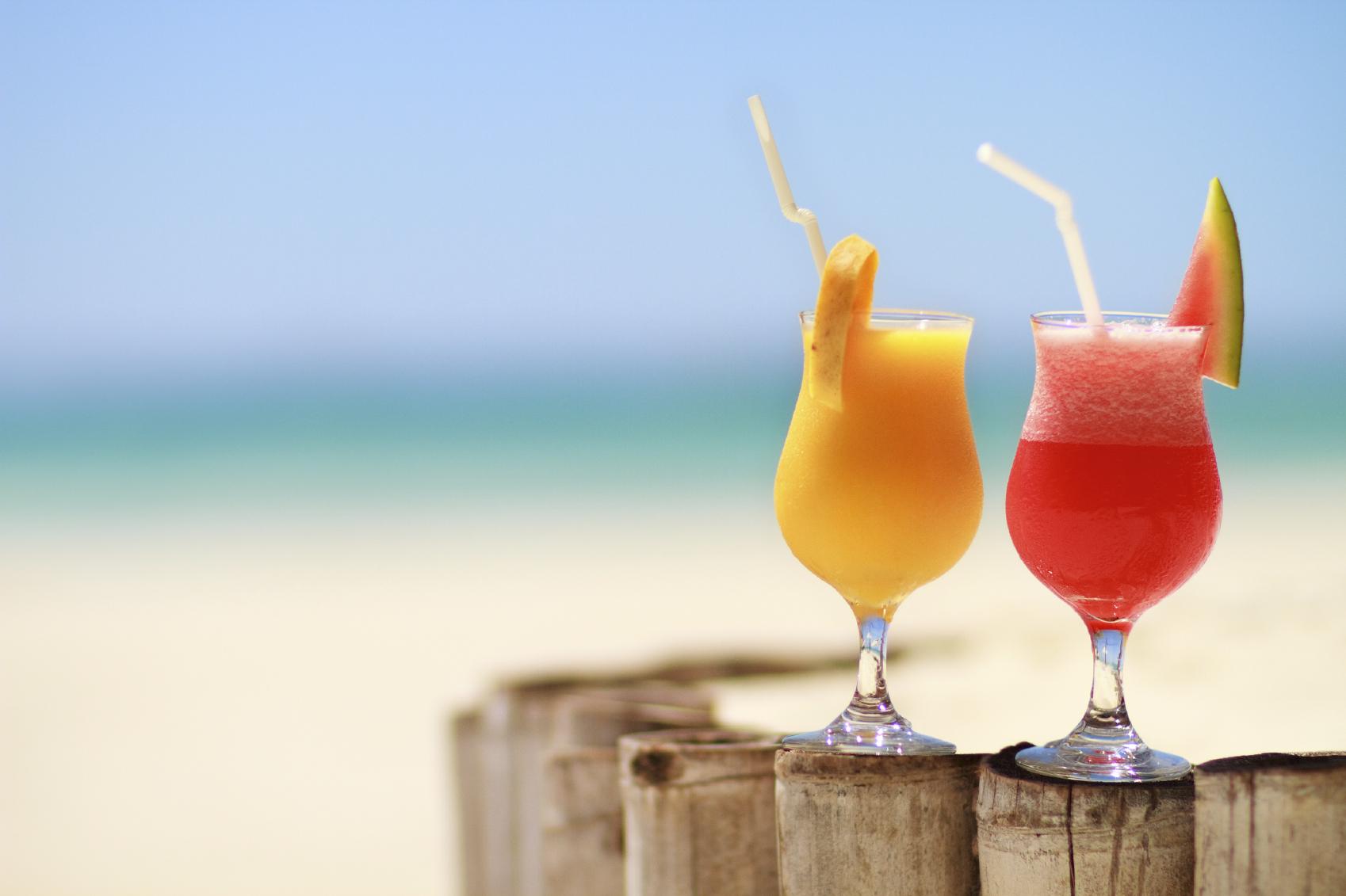 Top Ten Beach Drinks Destin