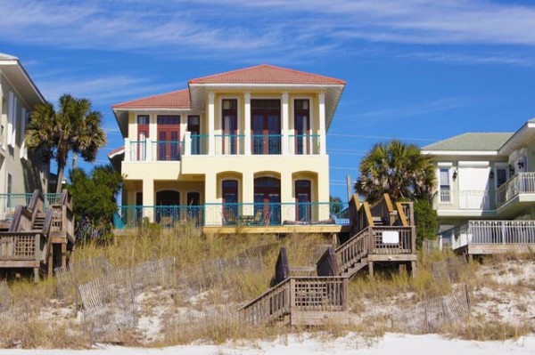 Destin Beach Front Vacation Rental